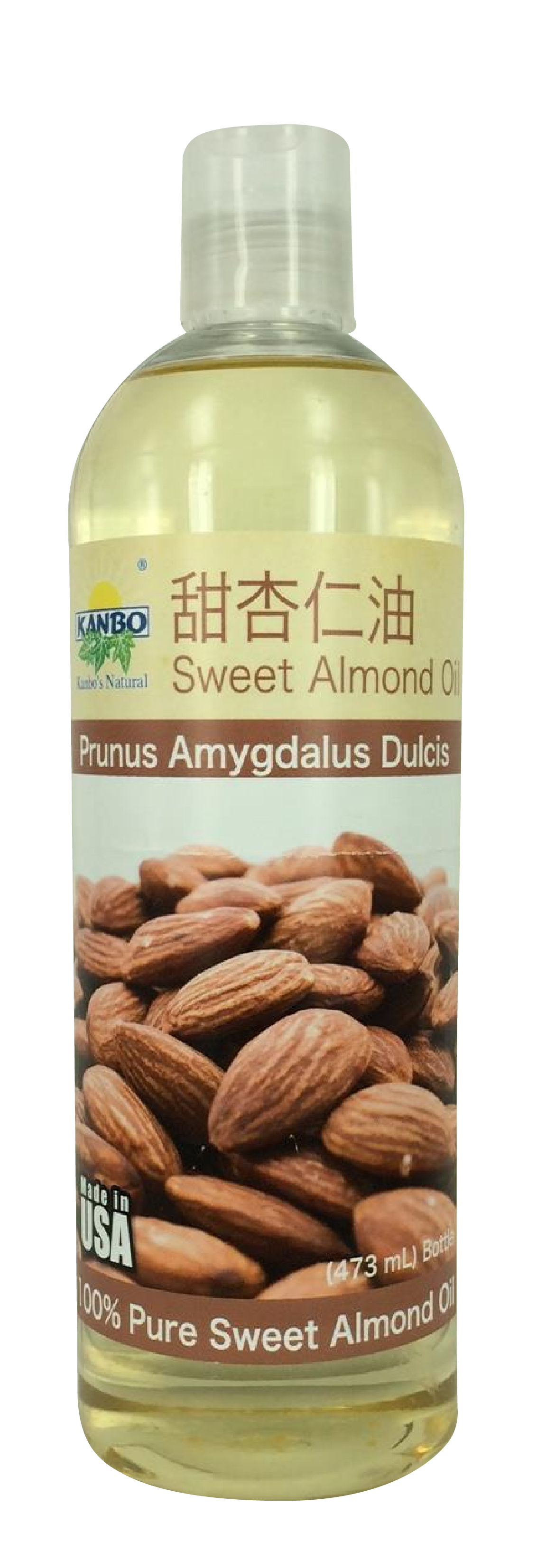 Sweet Almond Oil 473 mL