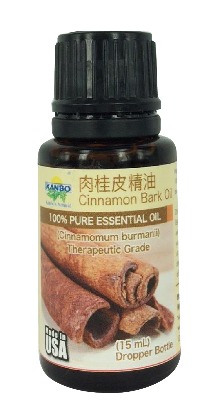 100% Pure Cinnamon Bark Essential Oil